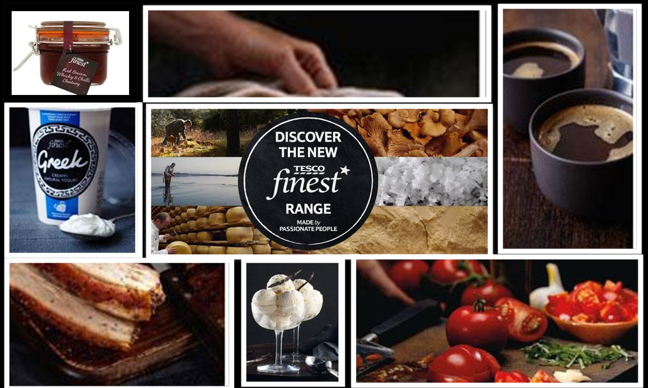 Finest Food for the finest Families- Tesco Finest Food Review
