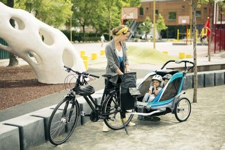 Thule Chariot_ Commute By Bike 2