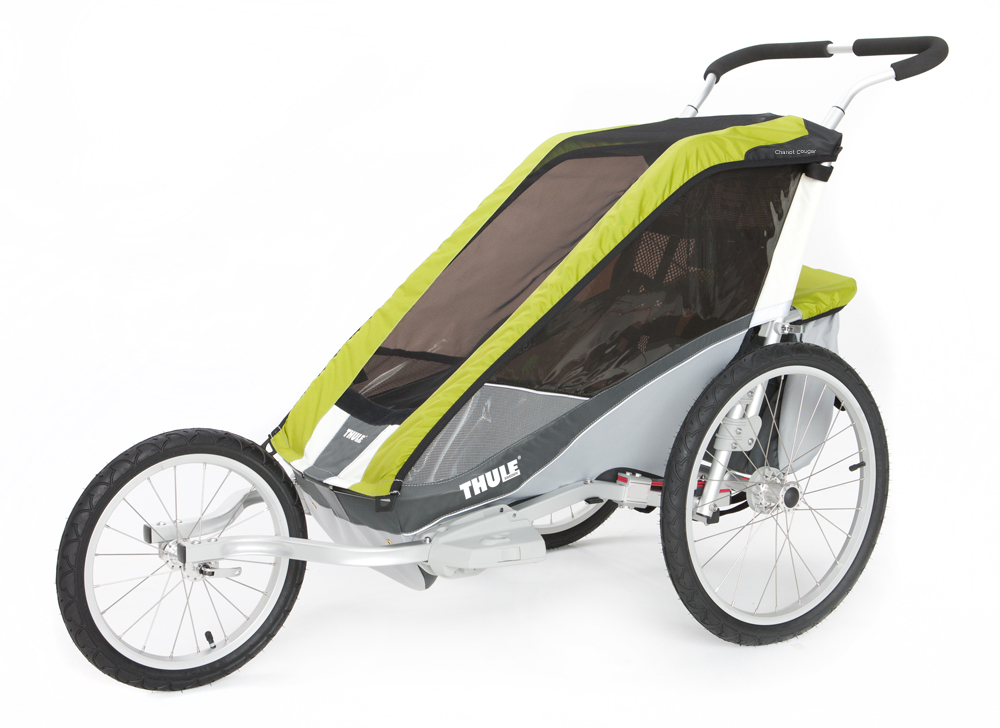 Stroll, jog, bike, hike, or cross-country ski – With your baby or toddler – You Can. Thule is here to Help you.
