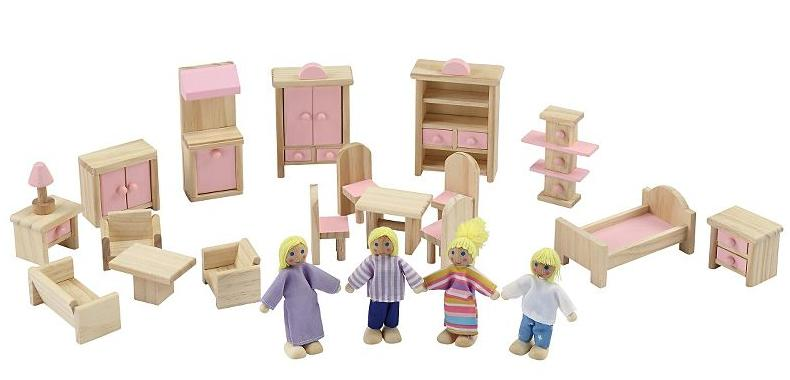 Asda Christmas Toy List Traditional Wooden Dolls House Review Mummy And The Cuties