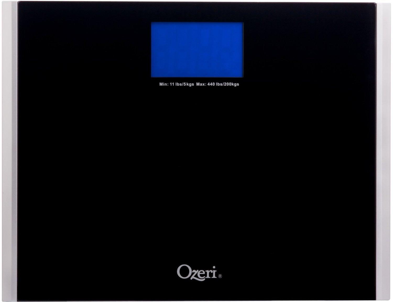 Ozeri Pre 2 Bathroom Scale 3