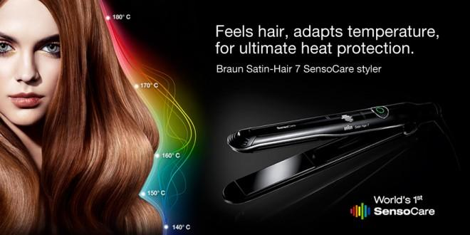 Beach waves at home with Braun ST780 Satin-Hair 7 SensoCare Hair Styler :)