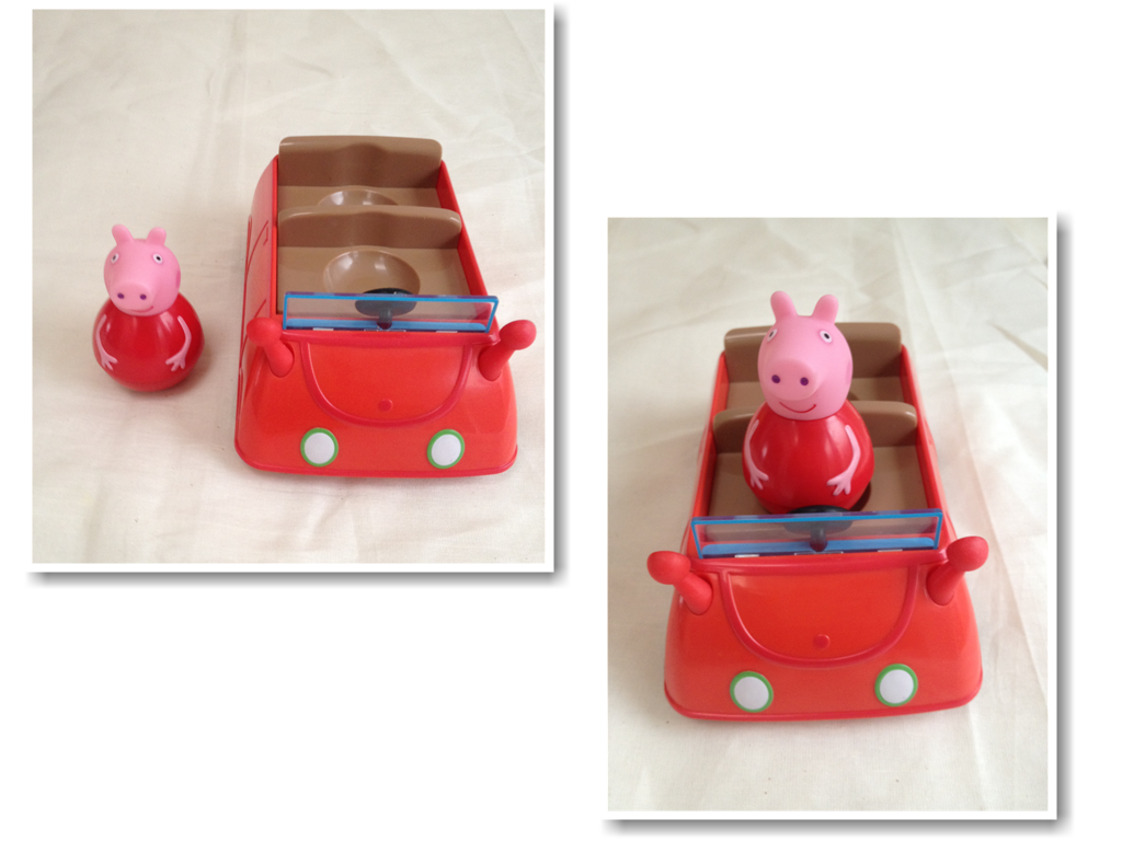 Peppa Pig weebles3