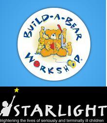 starlight build a bear