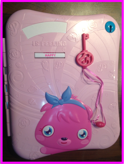 Moshi Monsters Poppet Secret diary Review