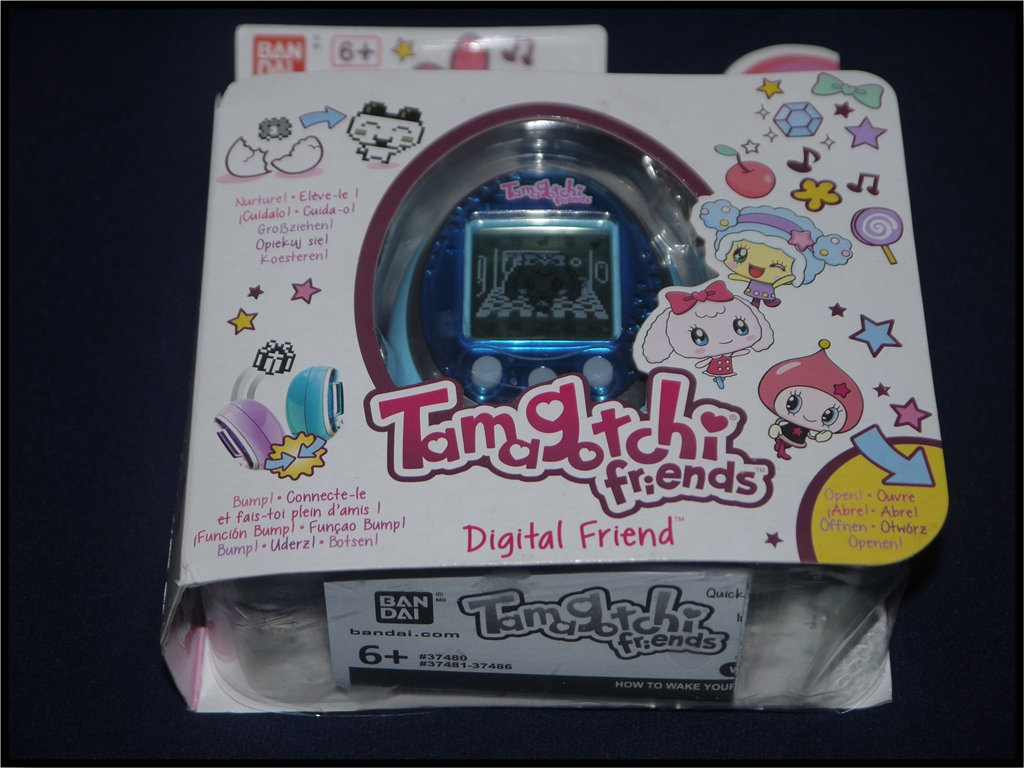 They are back! You don't need a time machine to enjoy them again… Tamagotchi Review