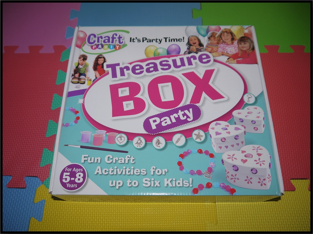 Review: Birthday Party?! Bored of searching for the Party entertainer?! Try the Interplay Party Kits.
