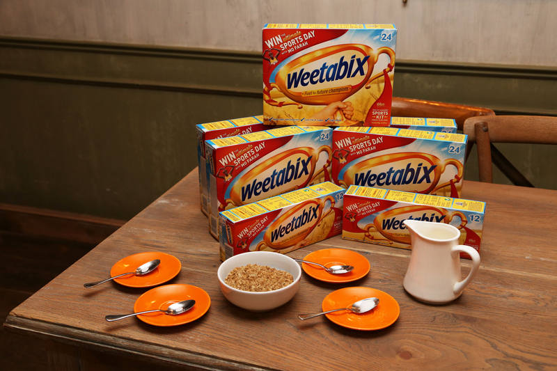 Mummy and the Cuties had their Brunch with Weetabix