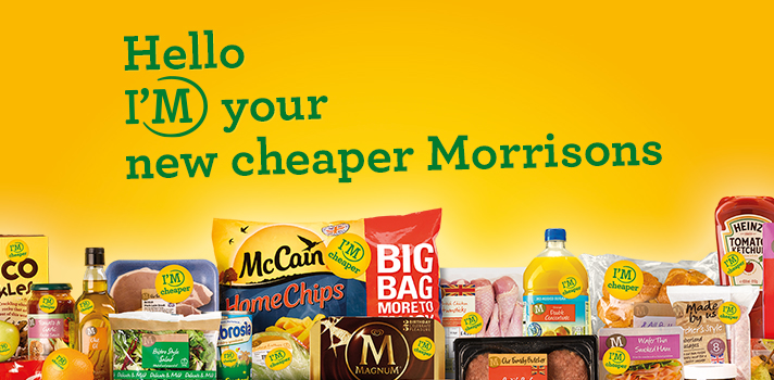 Our Bank Holiday shopping at Morrisons as a #MorrisonsMum