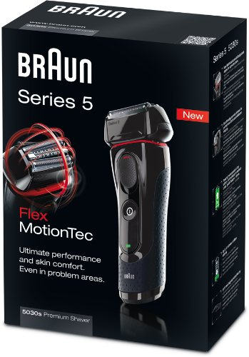 A perfect gift for Father's day gift from Braun Series 5 5030s Shaver