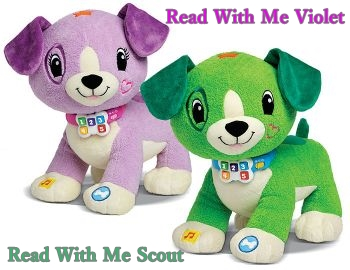 Review: LeapFrog Read with me Scout – A best friend to your little one….