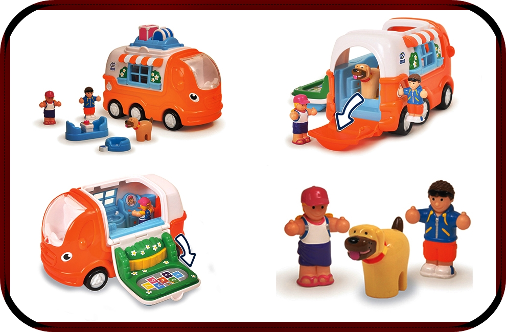 WOW Toys – Casey Camper Van Review