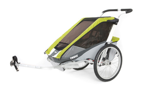 Competition: win a Thule Chariot Cougar (for strolling, running or cycling) – worth £749.99