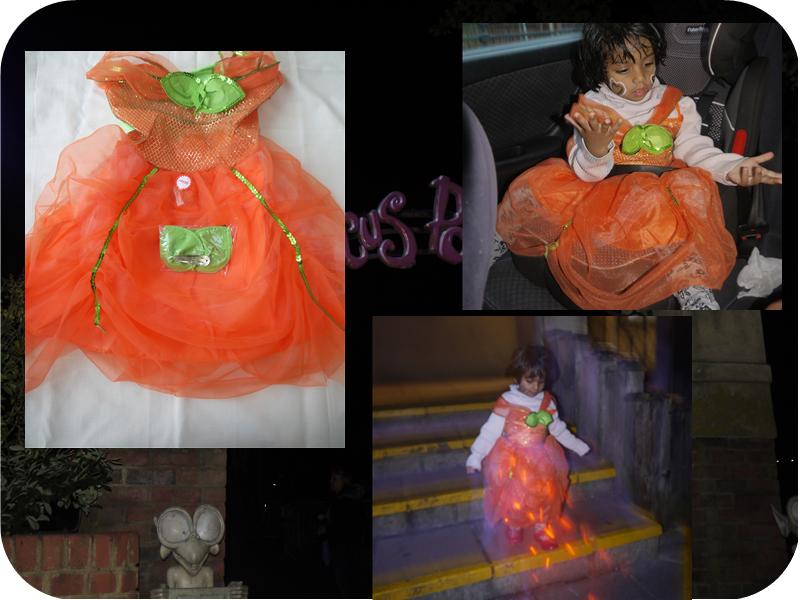 Mummy and the Cuties Mega fancy dress 1