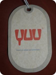 YUU Logo