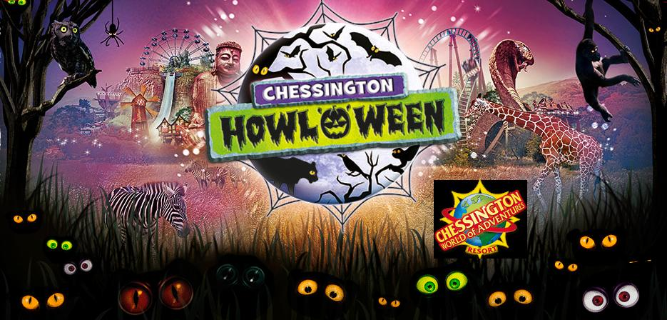 A Scary Night out for the whole family at Chessington World of Adventures