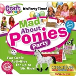 Have a great party with Interplay Pony Party kit – Mad about Ponies Party kit