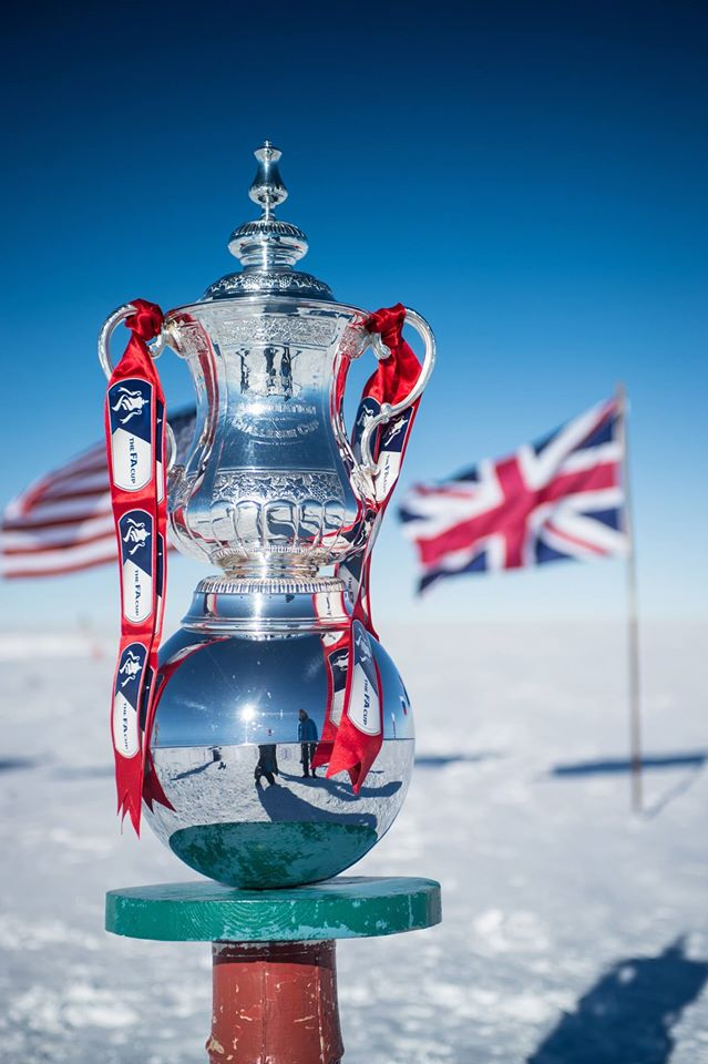 How exciting it would be if you can take the FA cup to your school or have a sleep over with it! :)