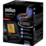 Feeling the pressure!? Keep it under control with Braun ExactFit 5 – BP6200 monitor