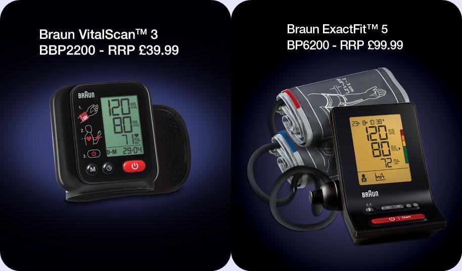 Braun 6200 and 2200