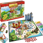 Review & Giveaway: Hotel Tycoon 3D board game from Esdevium Games