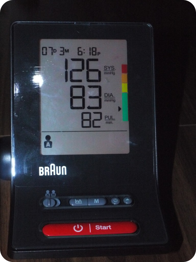boots blood pressure monitor instructions