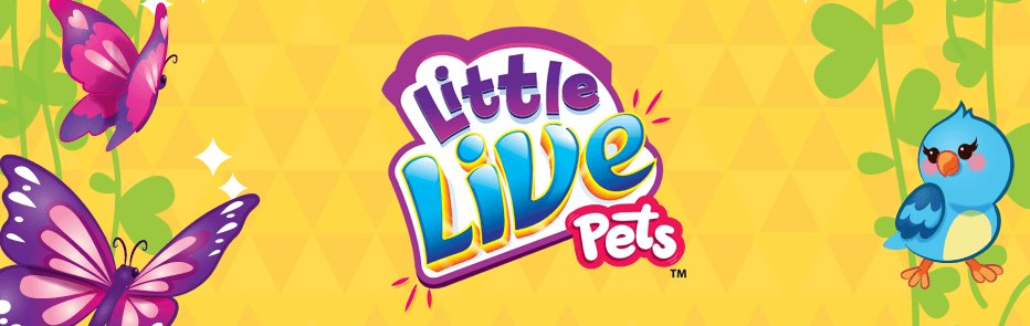 Little Live Pet Character online Logo