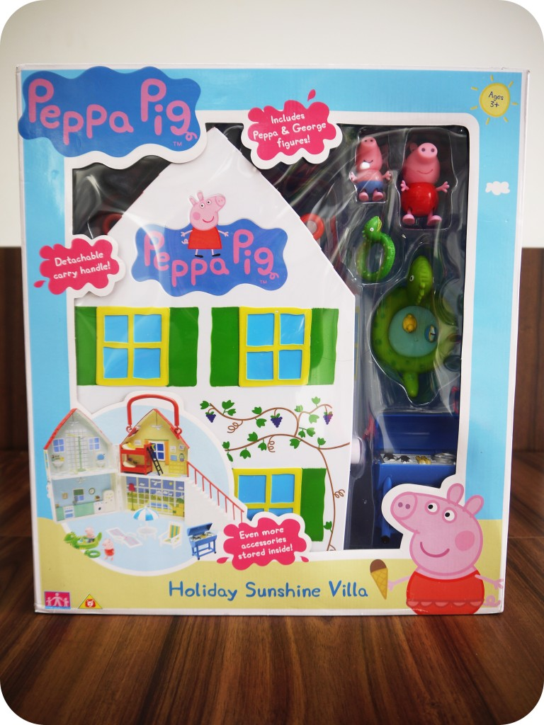 Peppa Pig SunShine Villa Main