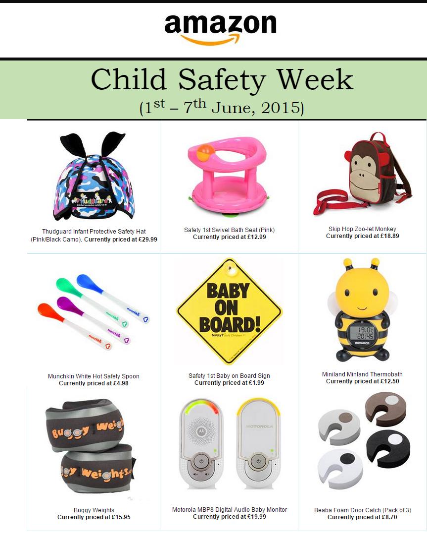 Child Safety Week Amazon