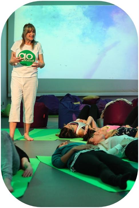 Laughter Yoga Teaching