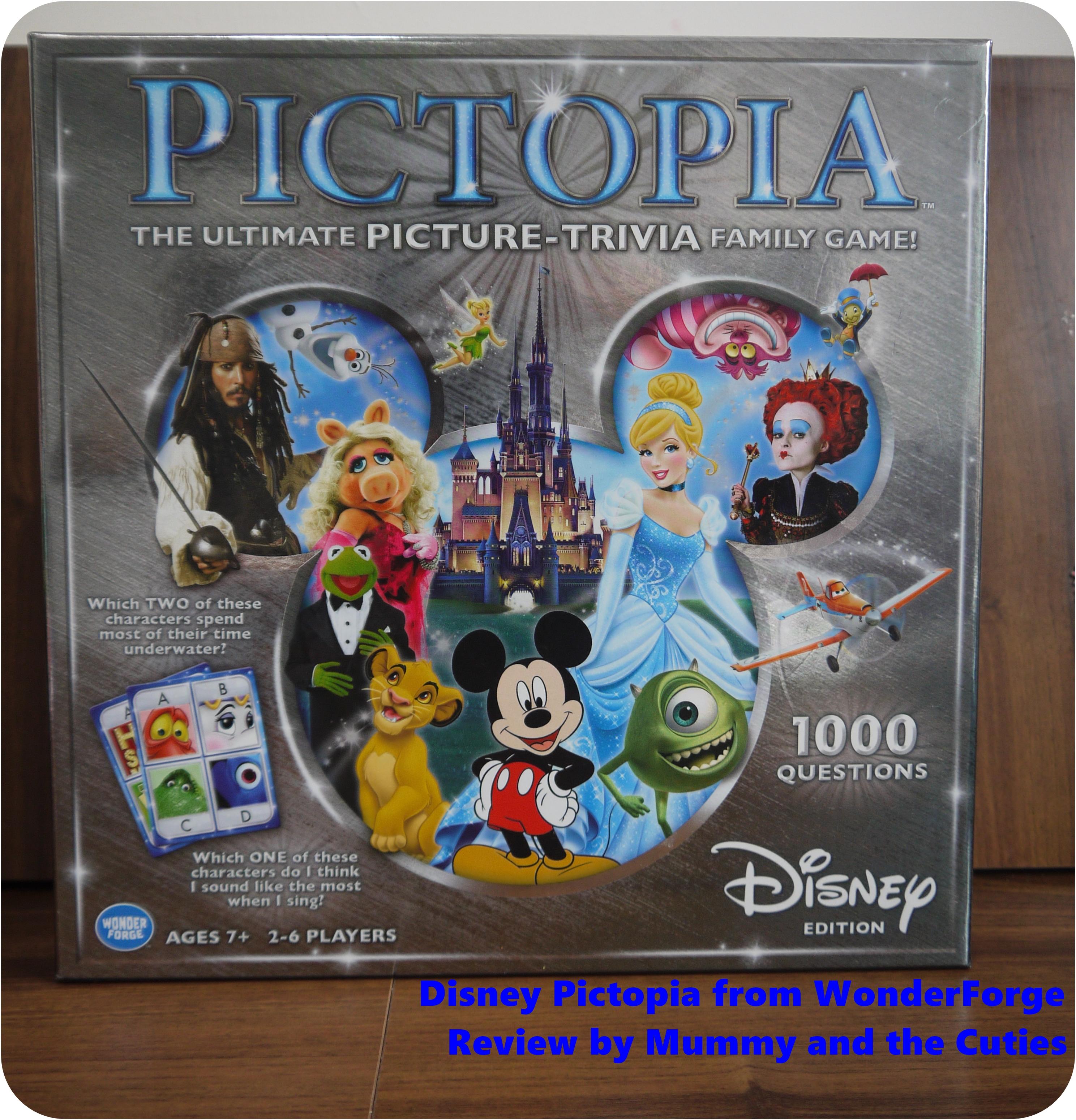 Disney Pictopia Main Picture