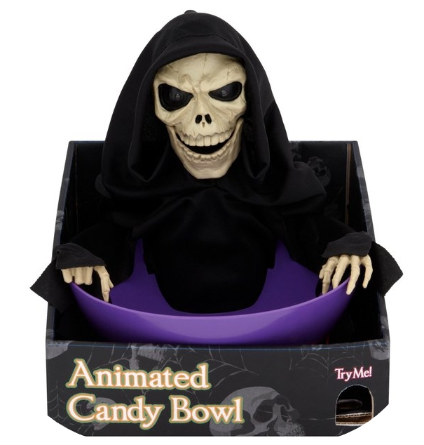 Skull Treat Bowl Edited