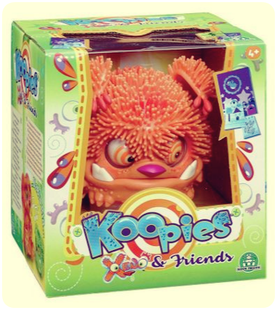 Review – Xeno Koopies – The little monsters