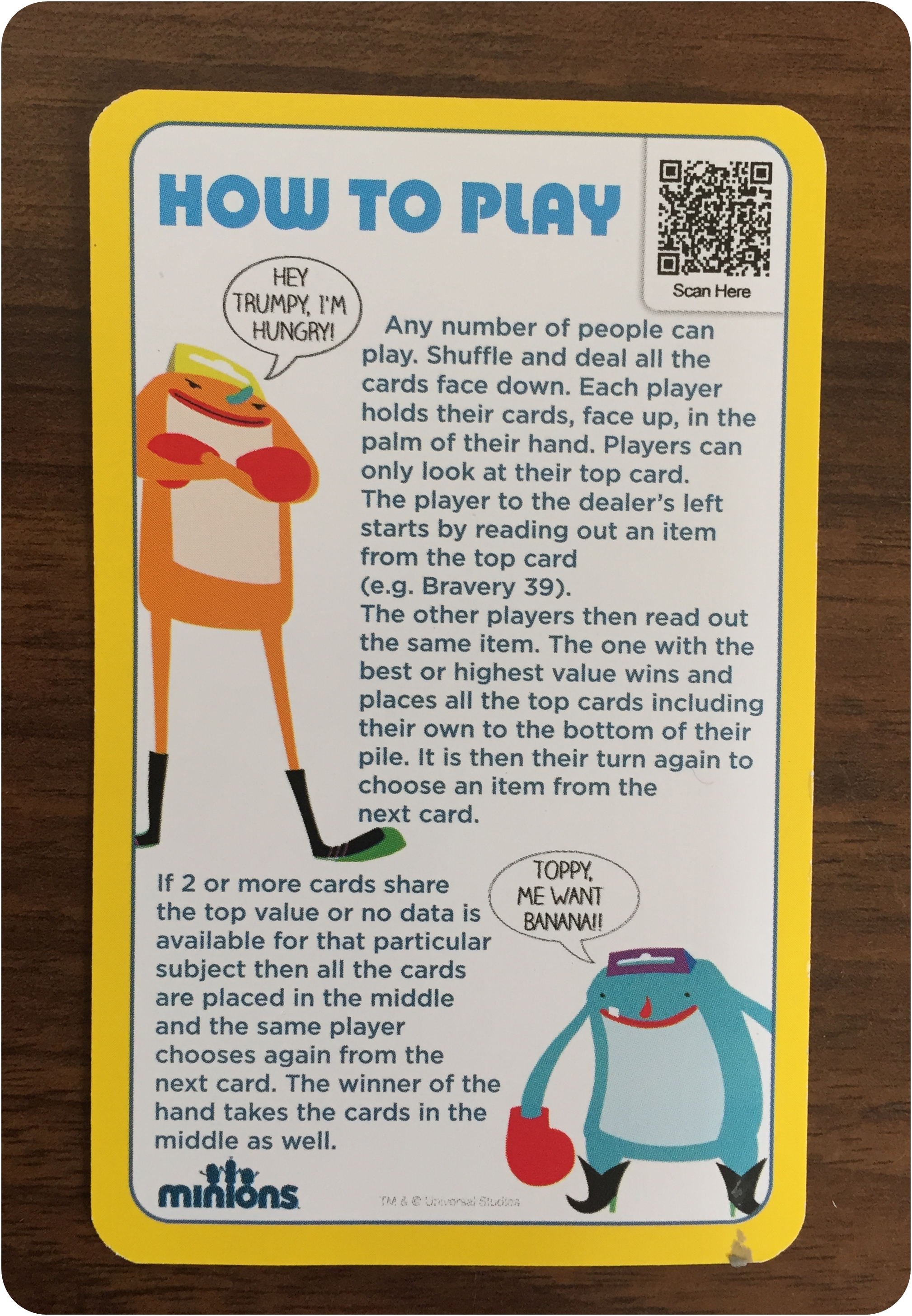 how to play top it games with cards