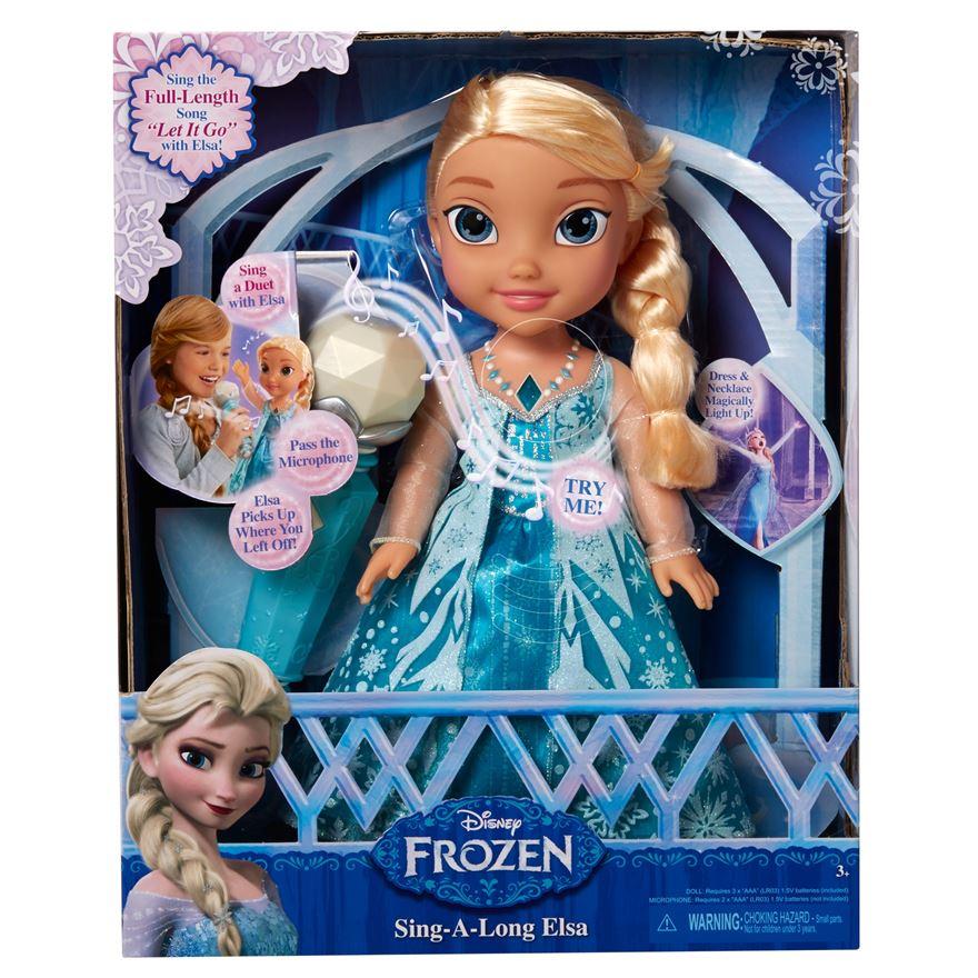 disney frozen sing a long elsa - Best Toys 2015 Christmas