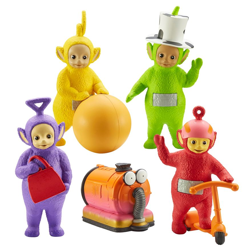 Teletubbies Toys – Released today 11th Jan 2016