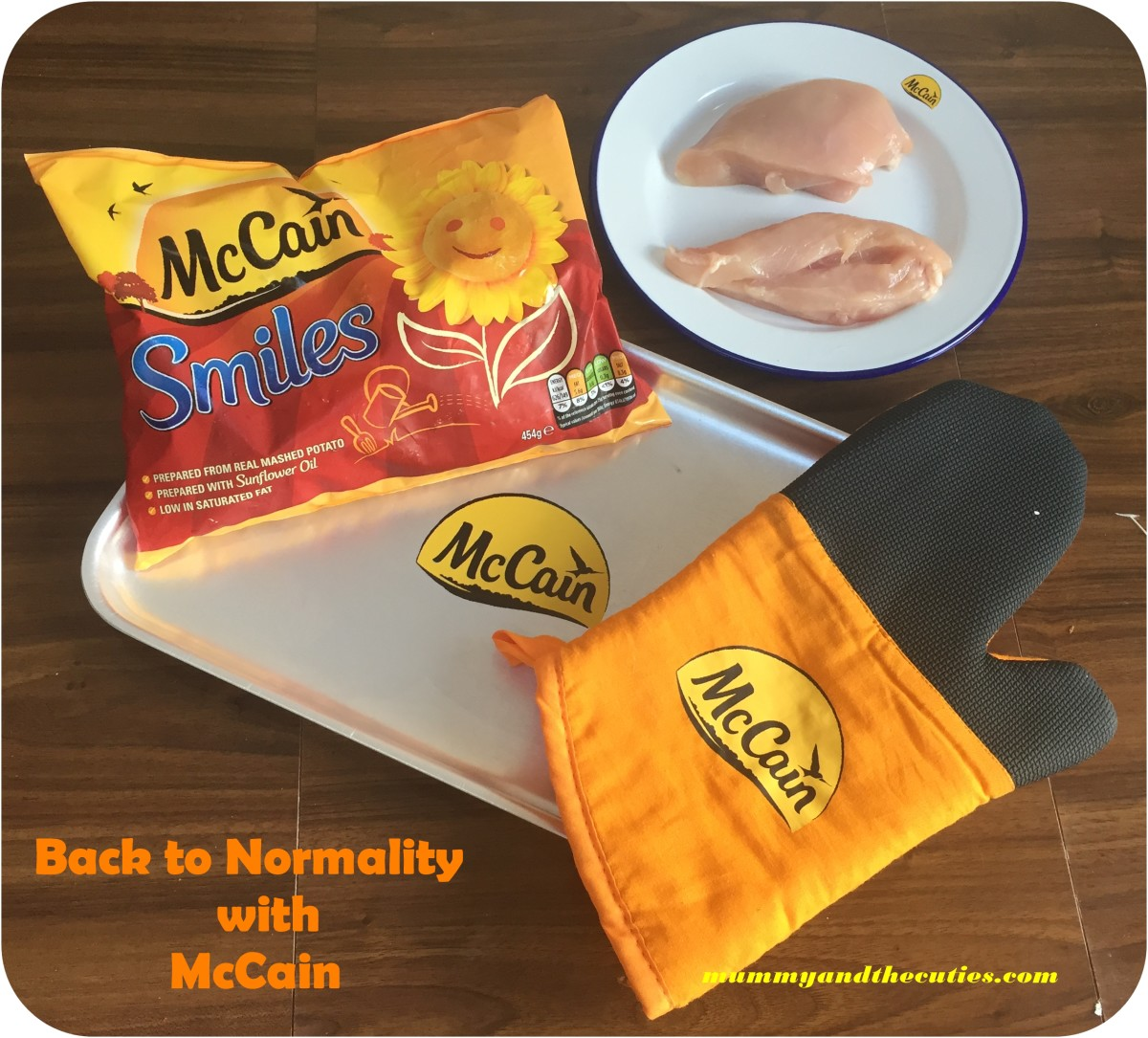 Back to Normality with McCain