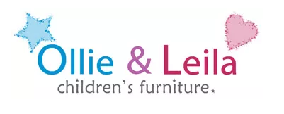 Brighten your day with the handmade kids furniture from Ollie and Leila