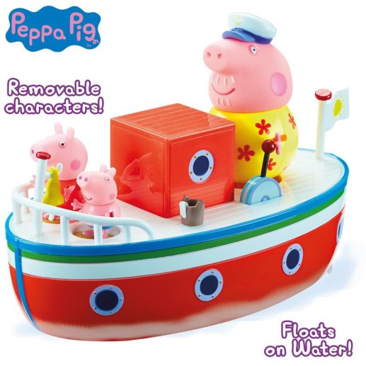 Peppa Pig Play Boat