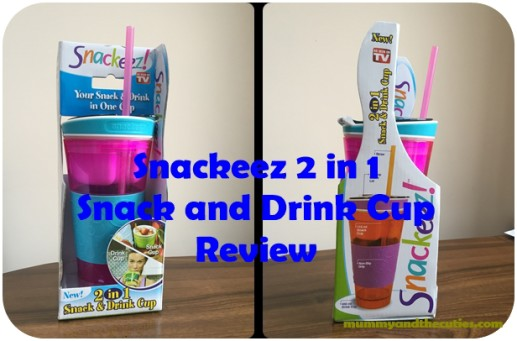 Snackeez 2in1