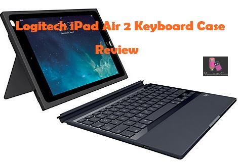 Logitech iPad Air 2 Keyboard Case - Redesigned