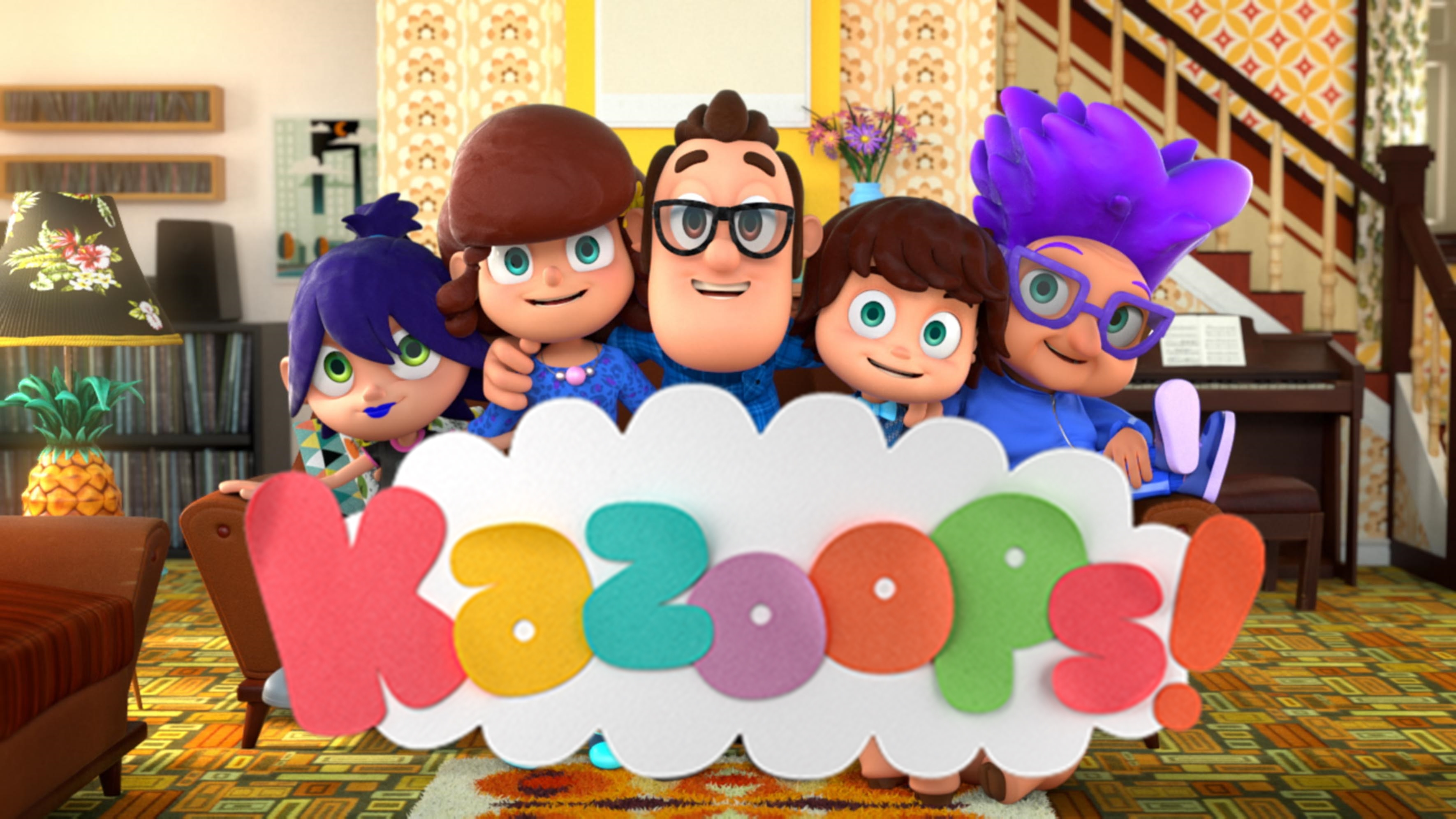 Kazoops – Don't forget to watch on cBeebies at 4:20pm on 20th Jun