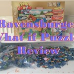 Ravensburger What if Jigsaw puzzle  Review