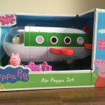 Review: Peppa Pig Classic Toys – Air Peppa Jet and Laugh with Peppa