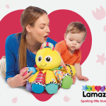 Competition: Win 1 of 2 Freddie the Firefly Bundle from Lamaze, in celebration of their New look