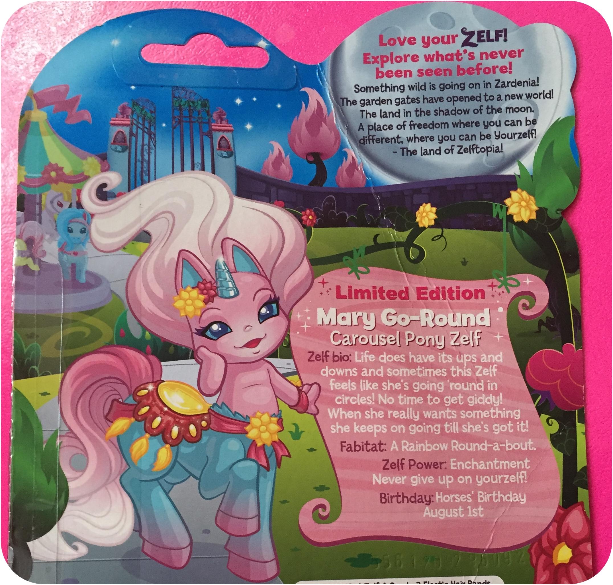 Pony Zelf