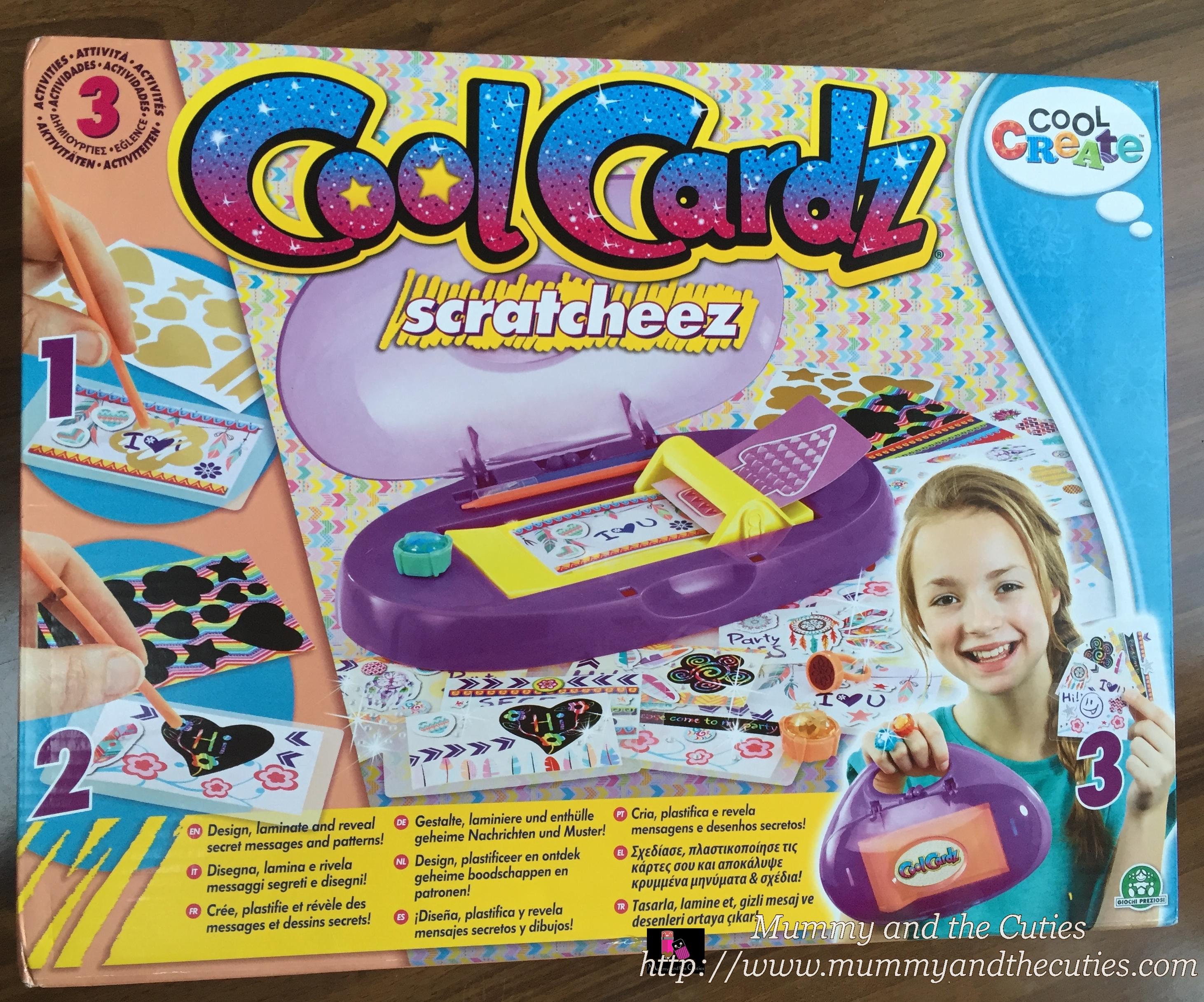 CoolCardz Intro