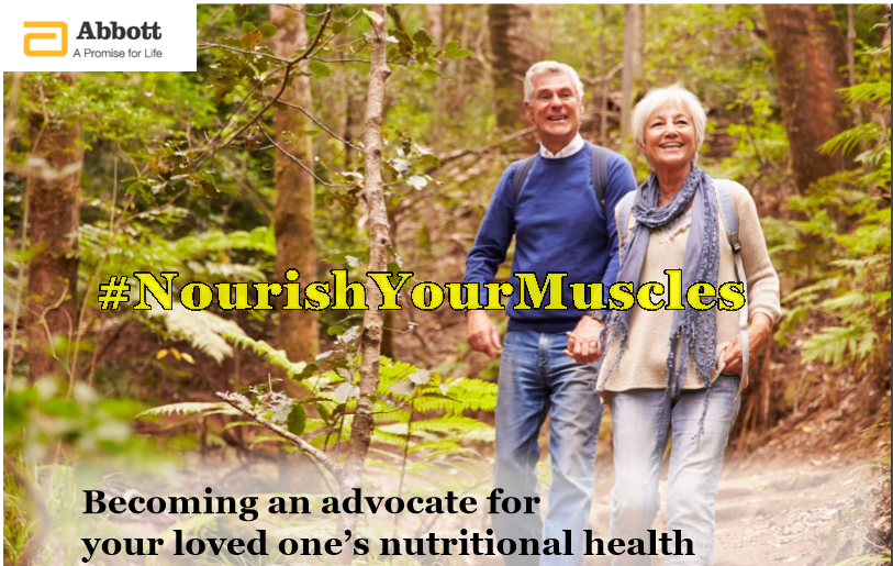 Malnourished elderly!? Here are some tips from Abbott to get healthier again.