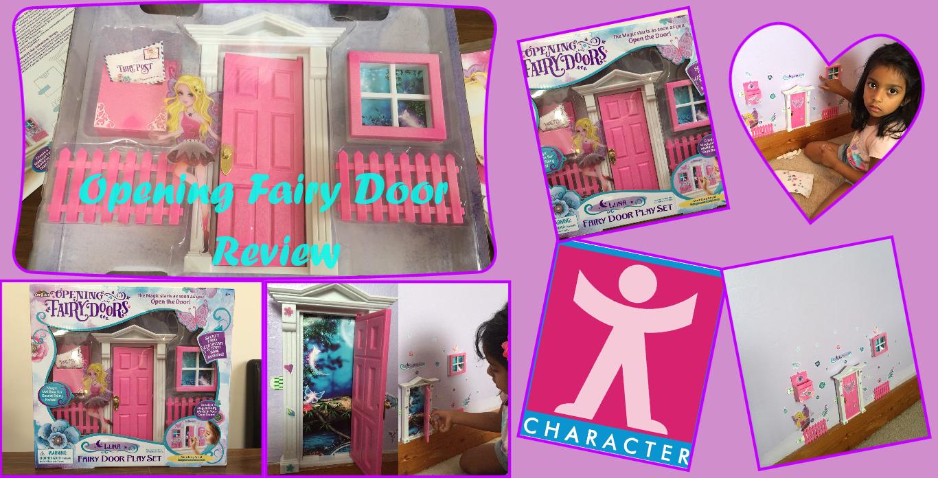 Opening Fairy Door Cover 1