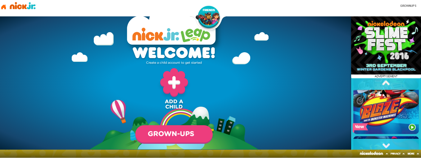Nick Jr Kids Shows – Mummy and the Cuties